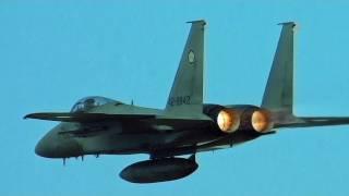 爆炎!アフターバーナーコレクション第一弾!F-15編!Afterburner Collection! thumbnail