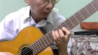 Biển Nhớ _ Trịnh Công Sơn _ Bùi Thế Dũng soạn cho guitar .