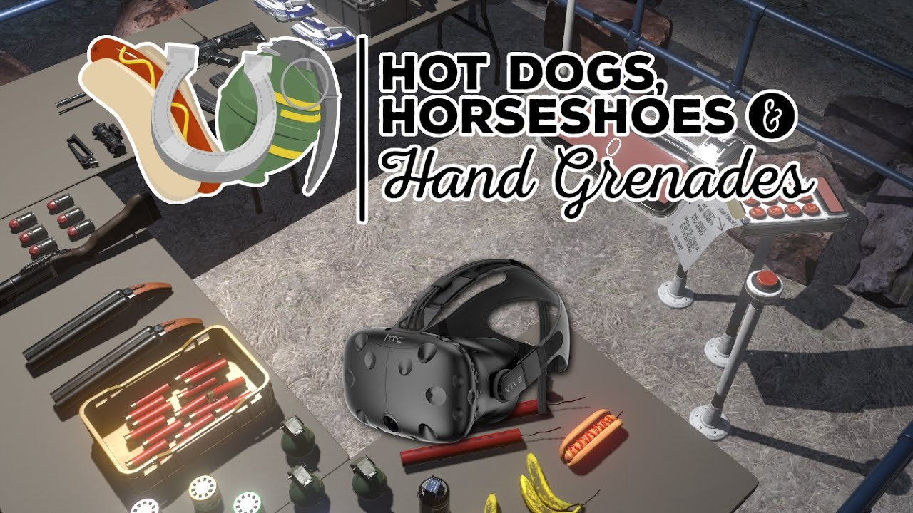 Hot Dogs And Hadn Grenades
