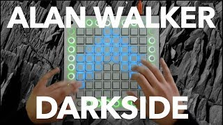 Alan Walker - Darkside feat. Au/Ra and Tomine Harket // Launchpad Cover + Project Files