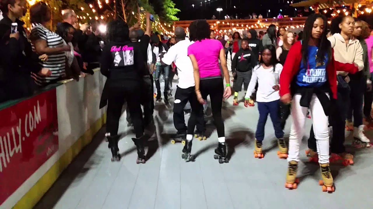 Roller skating rink philadelphia - Philly Blue Cross River Rink Rolling Dj Jazzy Jeff