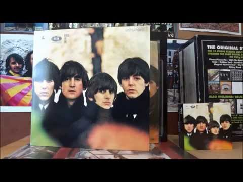 The Beatles - Beatles For Sale - Mini Reseña