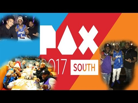 CASHNASTY EXPOSED! GYM FLOW! NEW SNEAKER PLUG! TWITCH PARTY SHENANIGANS! PAX SOUTH DAY 1 VLOG