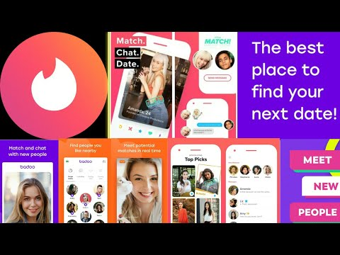 chat&meet dating app