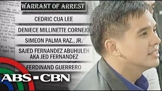 Arrest Warrant for serious illegal detention issued vs Cedric Lee