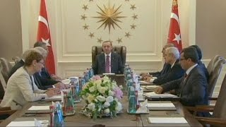 Turkey feels sustained NATO ally pressures over Kobani Kurds