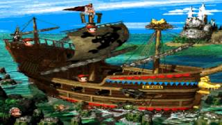 El Show de iKay Speed run: Donkey kong country 2 (stage 1)