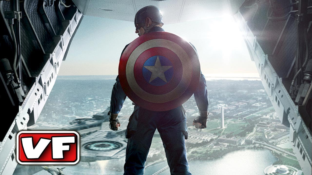 Captain America 2 Bande Annonce Vf Youtube