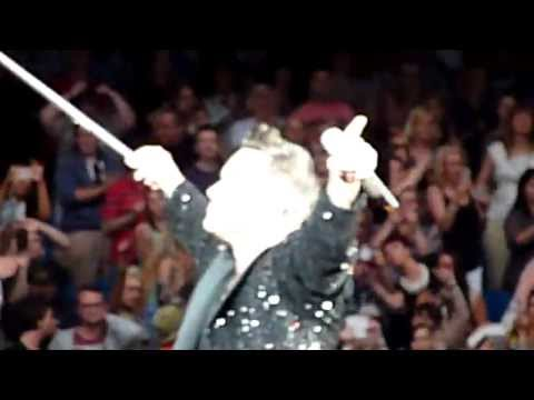 Robbie Williams - Intro & Let Me Entertain You (Live - Manchester UK, June 2013)