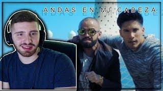 Chino y Nacho - Andas En Mi Cabeza ft. Daddy Yankee REACTION!!!!