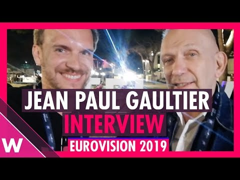 Jean Paul Gaultier: Madonna's Eurovision 2019 fashion designer