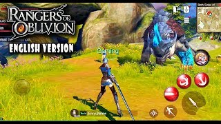 Rangers of Oblivion (The Soul of Hunter) - English Version Gameplay [Android/IOS]