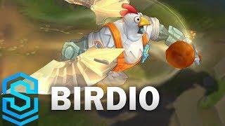 Birdio Skin Spotlight - League of Legends