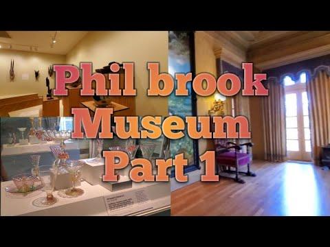 Philbrook Museum Part 1/Travel vlog/History/Ancient Art/International Art