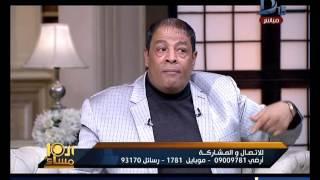 العاشرة مساء| عبد الباسط حموده ومشاهد سينمائية لا تتكرر