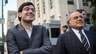 'Pharma bro' Martin Shkreli jailed