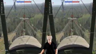 Огляд Підключення смартфона з VR очками до ПК War Thunder Moonlight TriDef 3D OpenTrack Oculus