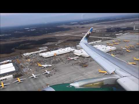 Frontier Airlines trip report: F91947 and F91946. CVG-TPA-CVG