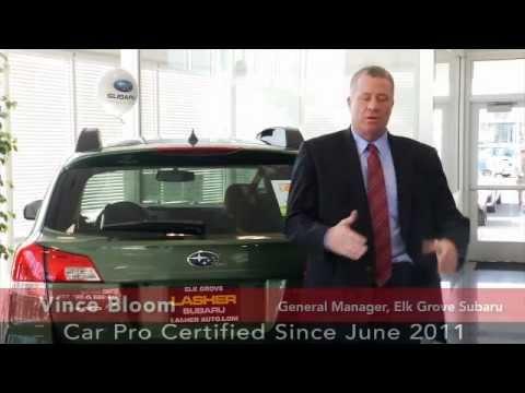 Elk Grove Subaru >> Car Pro Testimonial Vince Bloom Elk Grove Subaru 4 12