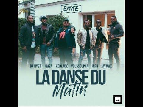 La Danse Du Matin. Hiro, Naza, Jaymax, Youssoupha, KeBlack // INSTRUMENTAL AFROBEAT