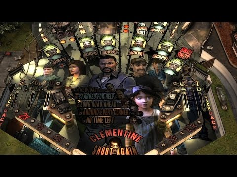 CGR Undertow - ZEN PINBALL 2: THE WALKING DEAD TABLE review for PlayStation 3