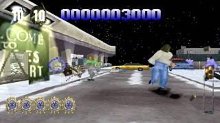 Die hard trilogy- Die hard 2- Die harder- PS1- Gameplay