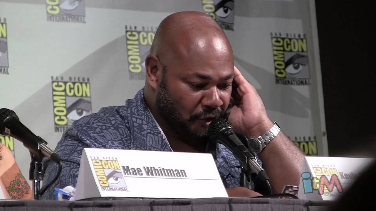 Image result for Kevin michael richardson comic con