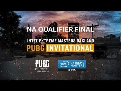 PUBG - Bo5 Final [5/5] - NA Qualifier - IEM Oakland PUBG Invitational