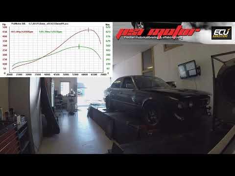 BMW E34 M20 B27 MEGASQUIRT
