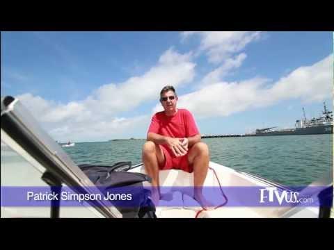 Fais moi rêver Jetpack@ Key west présenté par Patrick Simpson Jones. FTVus.com