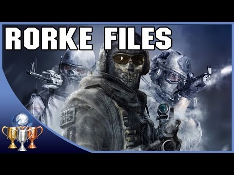 Call Of Duty Ghosts - All Rorke Files - Collectibles Locations - (Audiophile Trophy / Achievement)