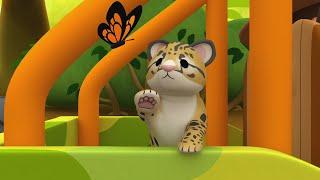 Leo the Wildlife Ranger Minisode #126 - Clouded Leopard