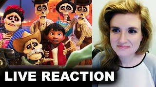 Coco Trailer REACTION