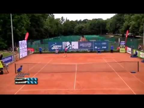 LEIPZIG OPEN 2012 - Damenfinale Satz 3