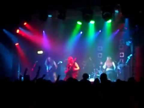 Aura Noir - Deep Tracts of Hell - Live at Incineration Festival 2015