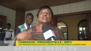 RDPC RESSORTISSANT DU SUD RECOIVENT LAURENT ESSO INTERIEW 3