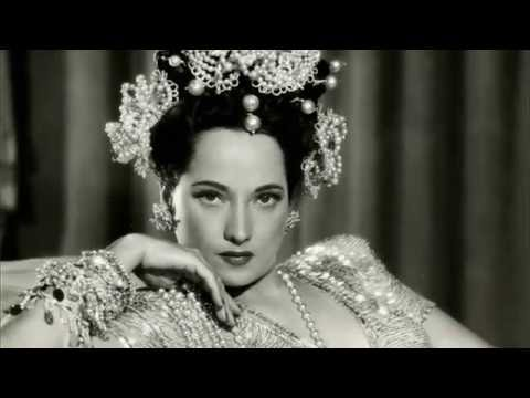 Hollywood Legend MERLE OBERON  - The diva's 50 best glamour pictures HD