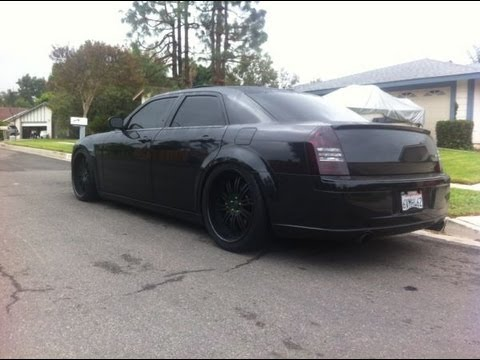 2006 Chrysler 300 Srt8 Magna Flow Exhaust Youtube