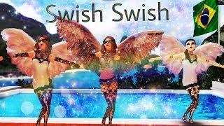 Клип «Swish Swish» в Avakin life