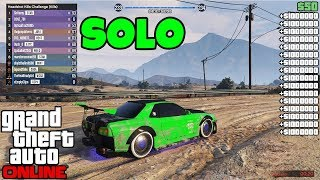 Become A Millionaire On Gta 5 Online, After Knowing This Money TRICK! (Unlimited Money FAST SOLO!))