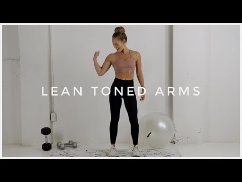 Upper Body Strength + ARM TONING Workout