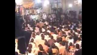 Majlis Aza 72 Taboot 21 sep 2013  sargodha Zakir Nasir Abbas Notak  Baramdgi 72 Taboot