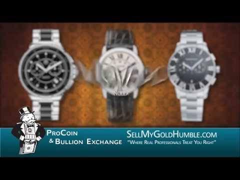 """""""Money Man Watches"""" for Pro Coin Gold & Bullion Exchange"""