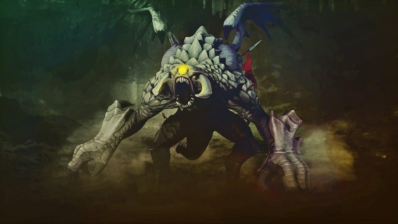 Dota 2, custom hero chaos, отпусти меня чудо Габен....
