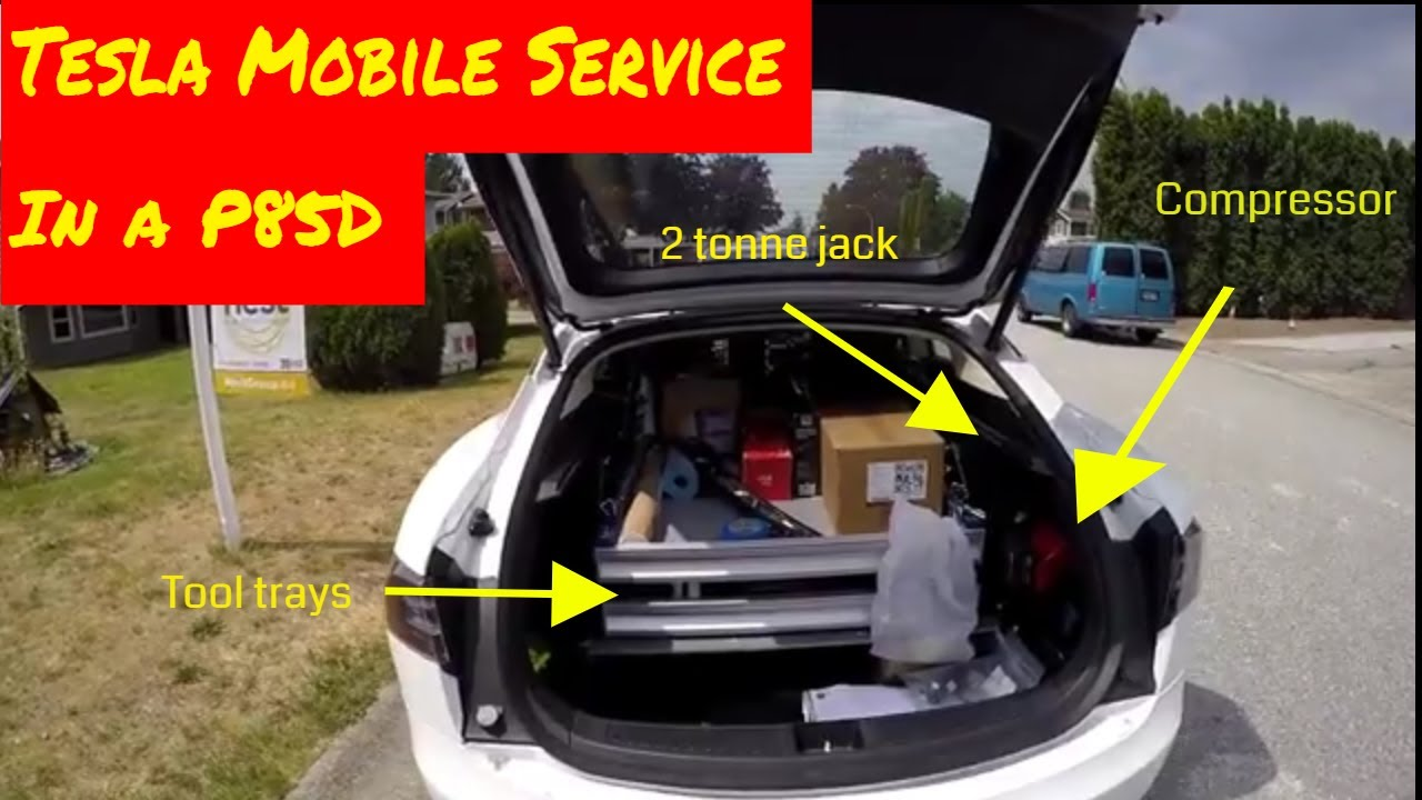 Window Alignment Tesla Mobile Support Youtube