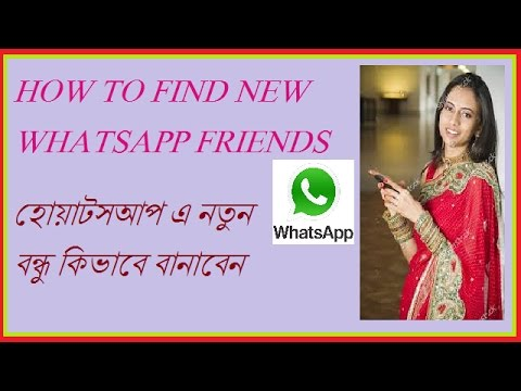 LEONOR: Find female friends on whatsapp