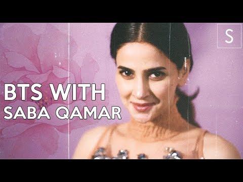 2c8c1336d1 Saba Qamar's ShowSha Photo Shoot Behind The Scenes | ShowSha - YouTube