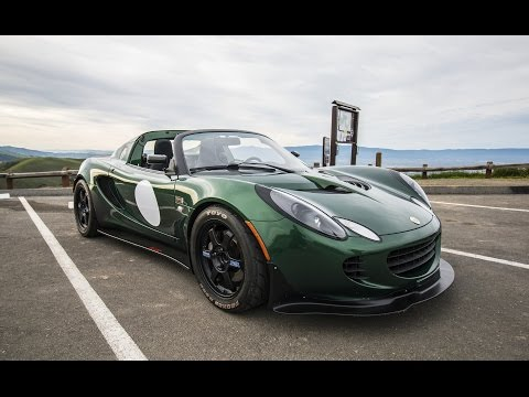 Modified Lotus Elise Review - The Ultralight Track Weapon
