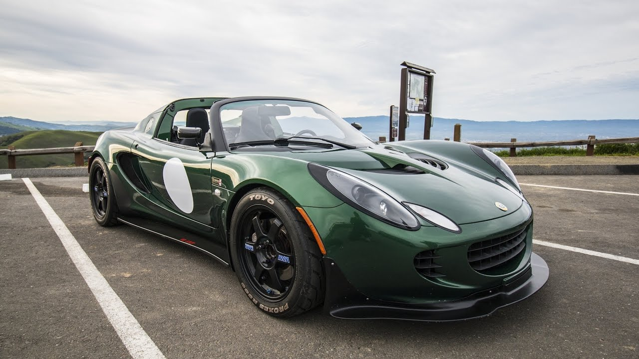 Modified Lotus Elise Review - The Ultralight Track Weapon - YouTube