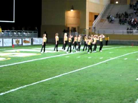 Cal Poly Dance Team-quarterbreak-Edge of Glory